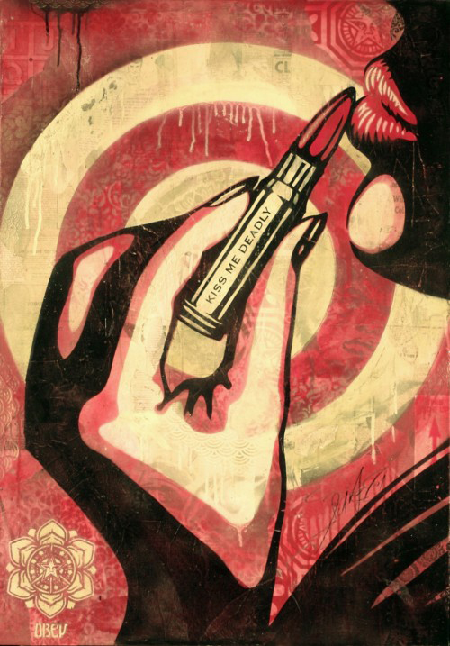 Shepard Fairey - Obey Giant - Creative Tempest