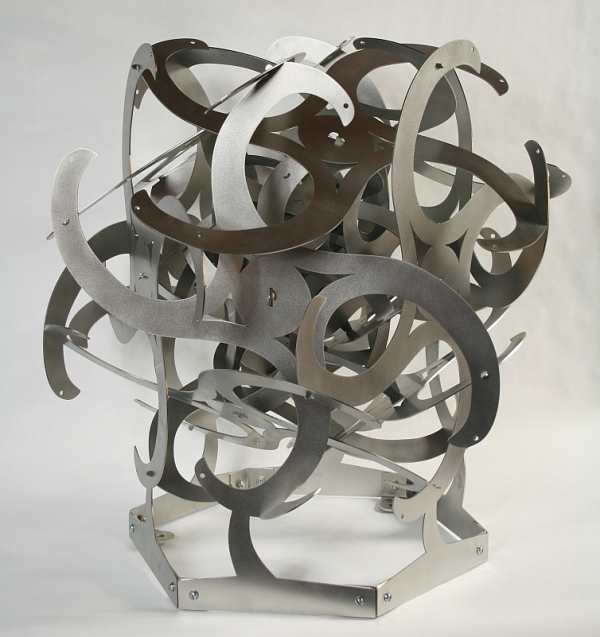 Outdoor, bronze, metal garden, stainless steel, animal, wooden, and contemporary sculpture featured on Creative Tempest.