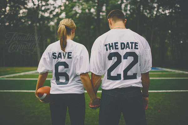 Creative Idea for Save The Date
